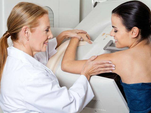 Mammografia Bilaterale [87.37.1] Esame Diagnostico