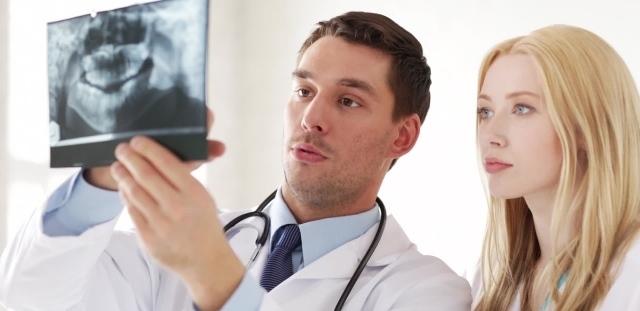 Cone Beam 3D Articolazione Temporo Mandibolare Monolaterale Esame Diagnostico